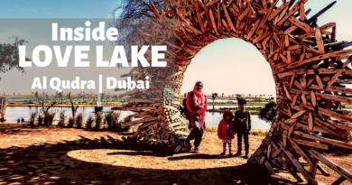 Love Lakes Al Qudra Dubai