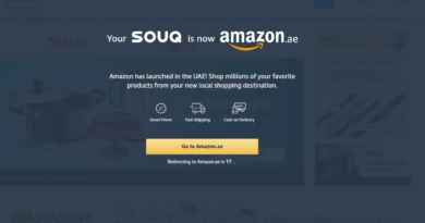 Souq.com is now Amazon.ae