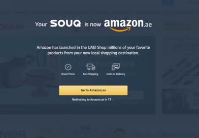 Souq.com is now Amazon.ae