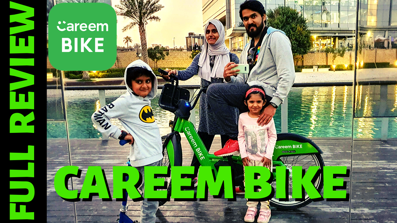 Careem BIKE Service Dubai